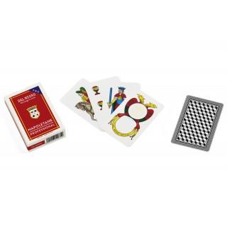Carte Napoletane Professional astuccio rosso 40 carte