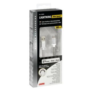 Cavo Usb - Apple Lightning 100 cm Bianco