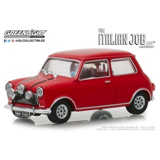 "Austin Mini Cooper S 1275 Red Mkl 1967 ""The Italian Job 1969"" 1:43"
