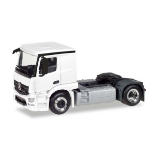Mercedes Benz Actros Classic Space 2 3 bianco Mini Kit 1:87