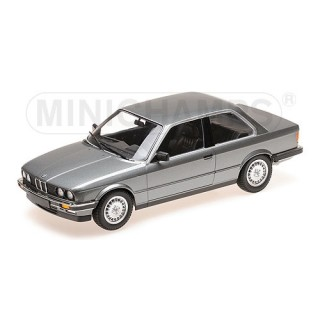 Bmw 323i 1982 grey metallic 1:18
