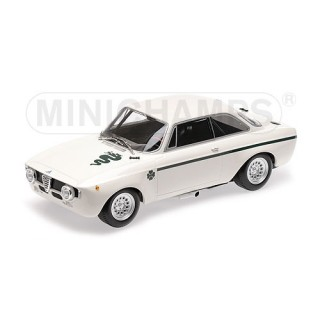 Alfa Romeo GTA 1300 Junior 1971 White 1:18
