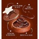 Pan di Stelle Biscocrema  Biscotti al Cacao e Nocciola con Crema Pan di Stelle Copertura di Cioccolato e Crema al Latte cf 6pz