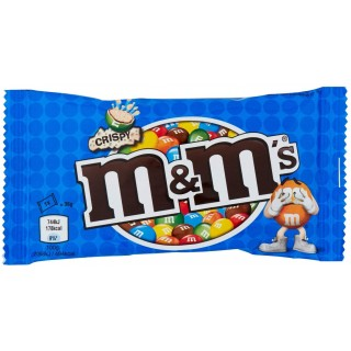 M&M's Blu Crispy 36 gr