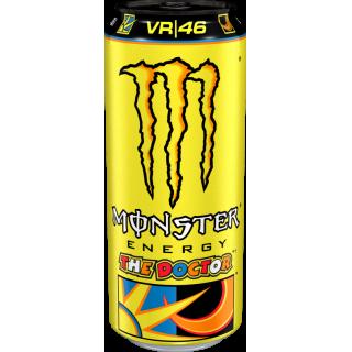 Monster Energy Drink The Doctor 500 ml
