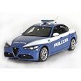 Alfa Romeo Giulia Veloce 2016 Polizia Stradale 1:18
