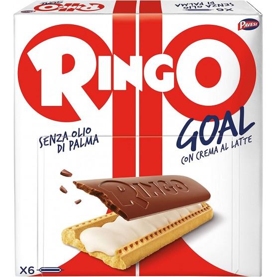 Ringo Goal Latte Confezione da 6 pz X 55g
