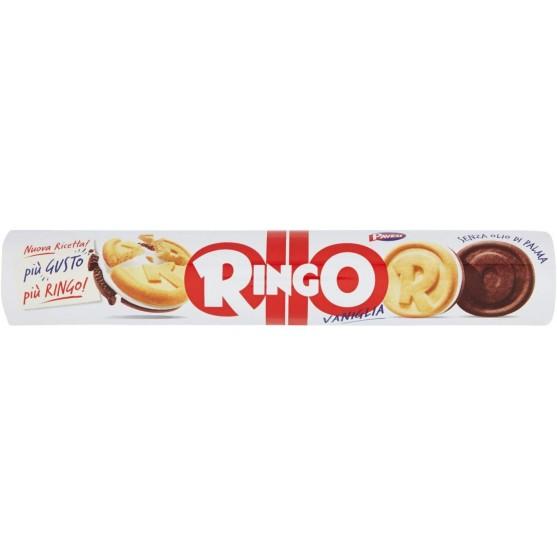 Ringo Biscotti Vaniglia 165 gr