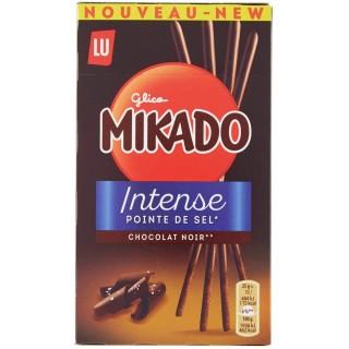 Mikado Intense Cioccolato Fondente al Sale 75 gr