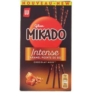 Mikado Intense Cioccolato Fondente sale e caramello 70 gr