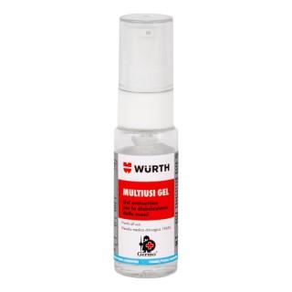 Gel disinfettante per mani multiusi Wurth 50 ml