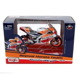 Honda RC213V Repsol 93 Marc Marquez 2018 MotoGP 1:18