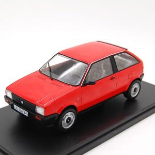 Seat Ibiza 1984 Red 1:24