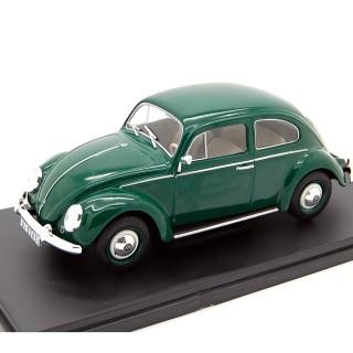 Volkswagen Beetle 1200 Standard green 1:24