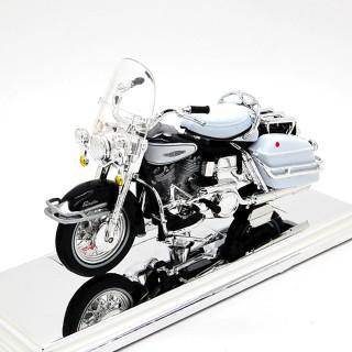Harley Davidson 1966 FLH Electra Glide 1:18