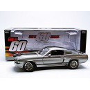 """Ford Mustang 1967 dal Film """"Eleanor - Fuori in 60 secondi"""" 1:18"""