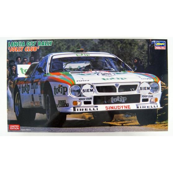 Lancia 037 Rally Jolly Club Totip Kit 1:24