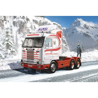 Scania Streamline 143H 6x2 Kit 1:24