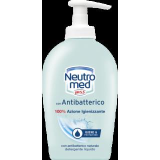 Detergente Liquido Neutromed con Antibatterico Naturale  300 ml