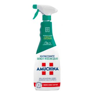 Amuchina Superfici Spray Igienizzante Senza Risciacquo 750 ml