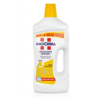 Amuchina Igienizzante Pavimenti Limone 1500ml