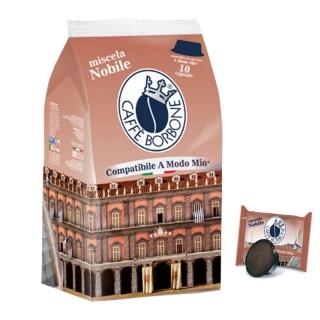 Caffè Borbone Capsule Miscela Nobile compatibili Lavazza® A Modo Mio 10 pz