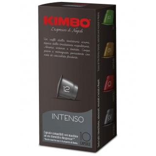 Caffè Kimbo Capsule Miscela Intenso compatibili Nespresso 10 pz