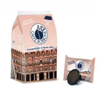 Caffè Borbone Capsule Miscela Suprema compatibili Lavazza® A Modo Mio 10 pz