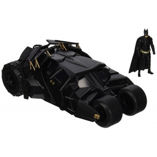 Batmobile 2008 with Batman Figure 1:24