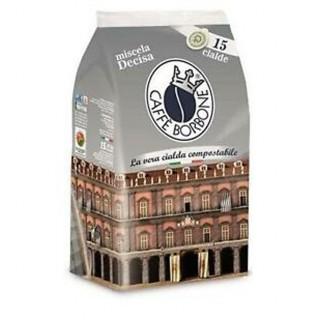 Caffè Borbone Cialde ESE 44 Miscela Decisa 15 pz