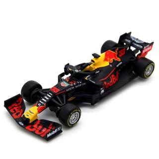 Red Bull Honda Tag Heuer RB15 2019 Max Verstappen No Figure 1:43