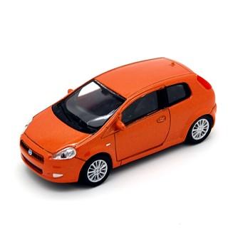 Fiat Grande Punto 2005 Orange 1:43