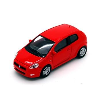 Fiat Grande Punto 2005 Red 1:43