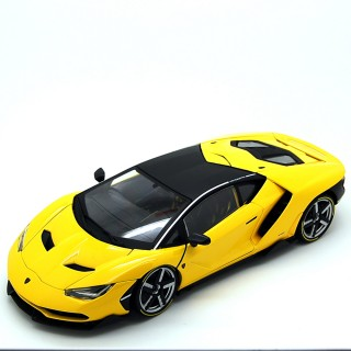 Lamborghini Cantenario 2016 Giallo Exclusive 1:18