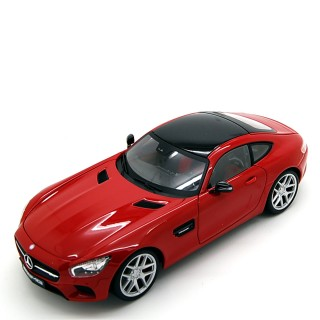 Mercedes-Benz AMG GT 2014 Red Exclusive Series 1:18