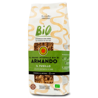 Pasta Armando - Fusillo Integrale Bio 500gr