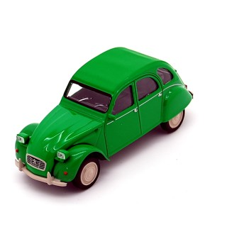 Citroen 2CV 6 Club 1979 Bamboo Green 1:43