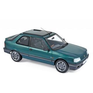"Peugeot 309 GT 1991 ""Goodwood"" Green 1:18"