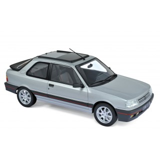 Peugeot 309 GTi 1987 Futura Grey metallic 1:18