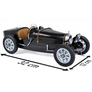 Bugatti T35 1925 Black 1:12