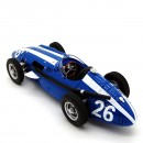 Maserati 250F 4nd place GP d'Italia F1 1957 Masten Gregory 1:18