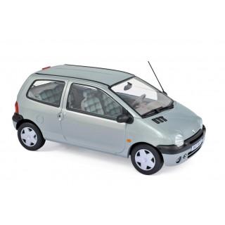 Renault Twingo 1998 Boréal Silver 1:18