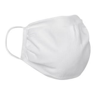 Mascherina filtrante lavabile Bianco 140 Den