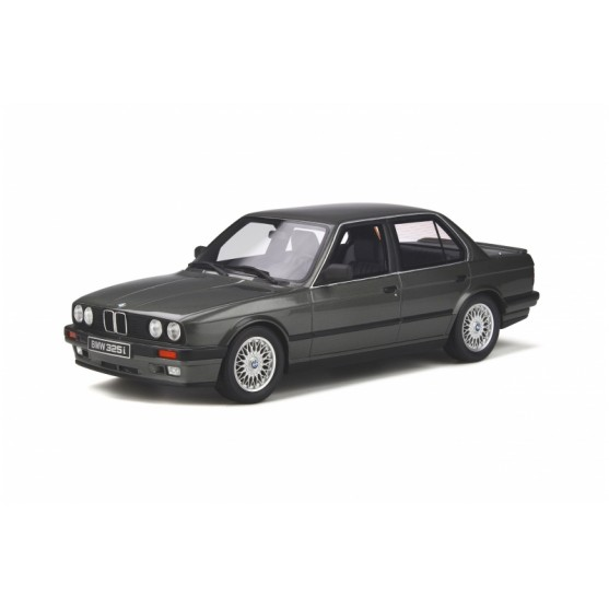 BMW E30 325i Sedan 1988 Dolphin Grey 1:18