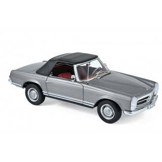 Mercedes-Benz 230 SL 1963 Anthracite metallic 1:18
