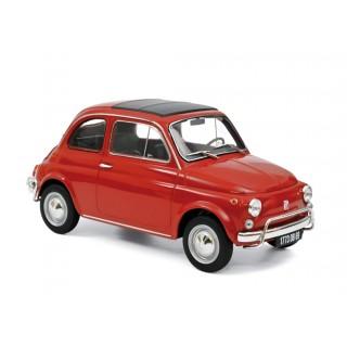 Fiat 500 L 1968 Corrallo Red 1:18