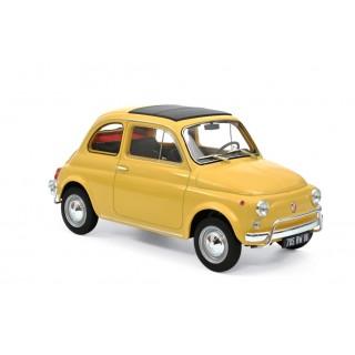 Fiat 500 L 1971 Tahiti yellow 1:18