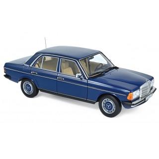 Mercedes-Benz 200 1982 Blue 1:18