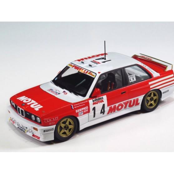 BMW E30 M3 1989 Tour de Course Kit 1:24