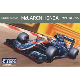 McLaren Honda MP4-30 2015 Middle Season Kit 1:20